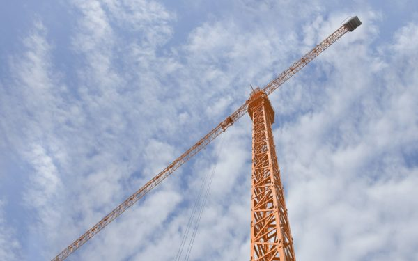 scaffold-against-blue-cloudy-sky